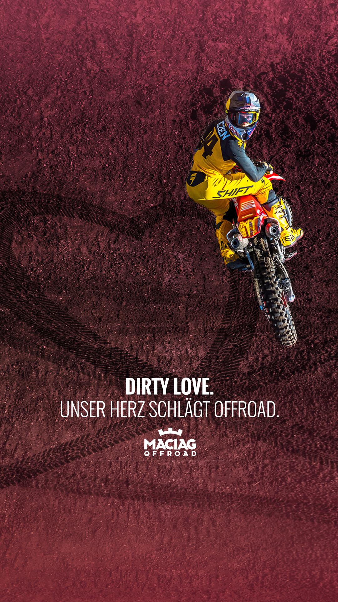 Kostenlose Motocross Mountainbike Wallpaper Maciag Offroad